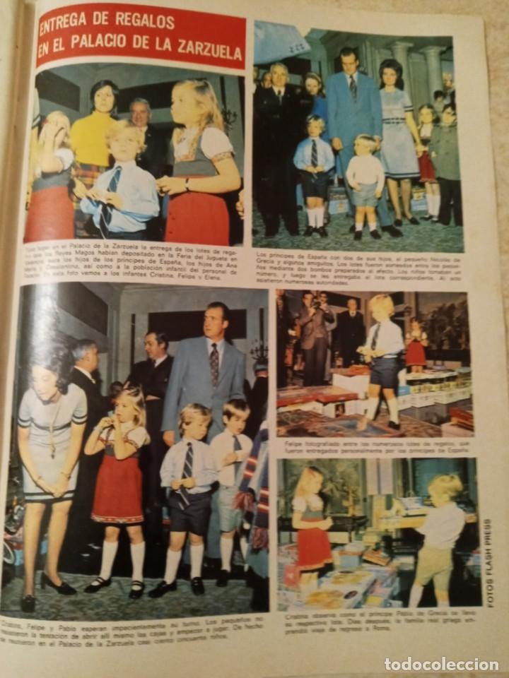 Coleccionismo de Revistas: LECTURAS 1031 BODA NOELIA ALONSO MISS EUROPA .DUO DINAMICO.LUCIA BOSE Y DOMINGUIN.POSTERETC - Foto 2 - 245154650