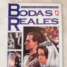 Coleccionismo de Revistas: BODAS REALES. LECTURAS. 3 CAPÍTULOS.. Lote 252050455