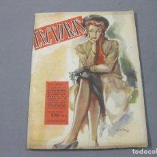 Coleccionismo de Revistas: REVISTA LECTURAS DE OCTUBRE DE 1942 Nº 216. Lote 252224685