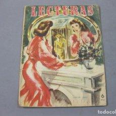 Coleccionismo de Revistas: REVISTA LECTURAS DE JULIO DE 1950 Nº 309. Lote 252225300