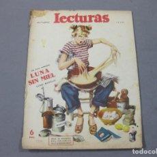 Coleccionismo de Revistas: REVISTA LECTURAS DE OCTUBRE DE 1949 Nº 300. Lote 252225360