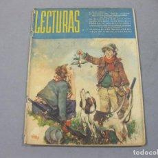 Coleccionismo de Revistas: REVISTA LECTURAS DE SEPTIEMBRE DE 1946 Nº 263. Lote 252225510