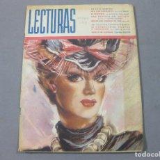 Coleccionismo de Revistas: REVISTA LECTURAS DE MAYO DE 1946 Nº 259. Lote 252225610