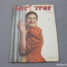 Coleccionismo de Revistas: REVISTA LECTURAS DE FEBRERO DE 1944 Nº 232. Lote 252226005
