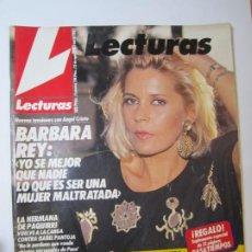 Collezionismo di Riviste: REVISTA LECTURASNº1951 BARBARA REY PRINCESA KIMERA ANTONIO GARISA. Lote 253147605