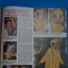 Coleccionismo de Revistas: RECORTE CLIPPING DE PATTY SHEPARD REVISTA LECTURAS Nº 1121 PAG. 111 L38. Lote 254227885