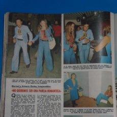 Coleccionismo de Revistas: RECORTE CLIPPING DE MARISOL Y ANTONIO GADES REVISTA LECTURAS Nº 1121 PAG. 64 L38. Lote 254230135