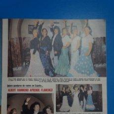Coleccionismo de Revistas: RECORTE CLIPPING DE ALBERT HAMMOND REVISTA LECTURAS Nº 1121 PAG. 53 L38. Lote 254230765