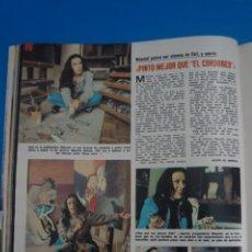 Coleccionismo de Revistas: RECORTE CLIPPING DE EL CORDOBES REVISTA LECTURAS Nº 1122 PAG. 56 L38. Lote 254251510
