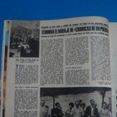 Coleccionismo de Revistas: RECORTE CLIPPING DE WILLIAM CONRAD CANNON REVISTA LECTURAS Nº 1122 PAG. 4 L38. Lote 254252525