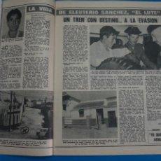 Coleccionismo de Revistas: RECORTE CLIPPING DE ELEUTERIO SANCHEZ EL LUTE LECTURAS Nº 1105 PAG. 29 L38. Lote 254256085