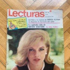 Coleccionismo de Revistas: LECTURAS Nº 796 - 21 DE JULIO DE 1967 - D8. Lote 255973135