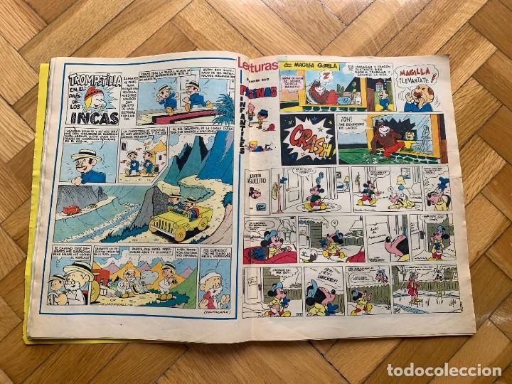 Coleccionismo de Revistas: LECTURAS Nº 796 - 21 DE JULIO DE 1967 - D8 - Foto 3 - 255973135