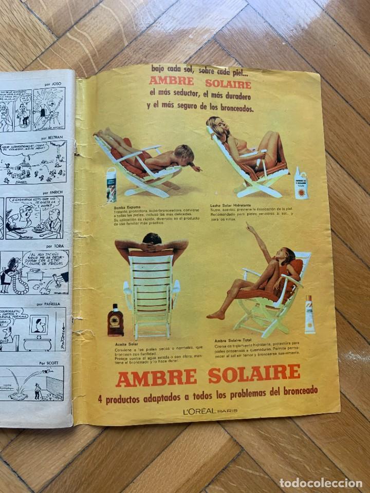 Coleccionismo de Revistas: LECTURAS Nº 796 - 21 DE JULIO DE 1967 - D8 - Foto 4 - 255973135