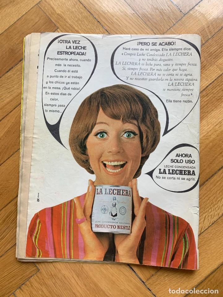 Coleccionismo de Revistas: LECTURAS Nº 796 - 21 DE JULIO DE 1967 - D8 - Foto 6 - 255973135