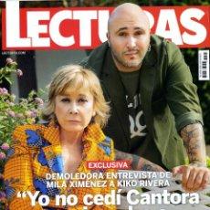 Coleccionismo de Revistas: REVISTA LECTURAS Nº 3.581-11 DE NOVIEMBRE DE 2020. PP. 98. Lote 257277065
