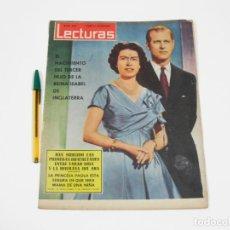 Coleccionismo de Revistas: REVISTA LECTURAS Nº 469 DE 1960. Lote 257512610