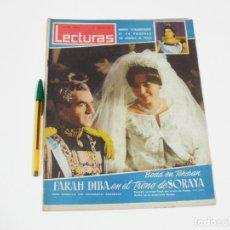 Coleccionismo de Revistas: REVISTA LECTURAS Nº 466. Lote 257513515