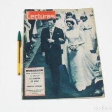 Coleccionismo de Revistas: REVISTA LECTURAS Nº 576 DE 3 DE MAYO DE 1963. Lote 257514050