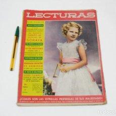 Coleccionismo de Revistas: REVISTA LECTURAS Nº 439 DE 15 DE NOVIEMBRE DE 1958. Lote 257514365