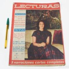 Coleccionismo de Revistas: REVISTA LECTURAS Nº 434 DE 1 DE SEPTIEMBRE DE 1958. Lote 257514990