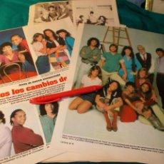 Collectionnisme de Magazines: RECORTE : TODOS LOS CAMBIOS EN LA NUEVA TEMPORADA DE LA SERIE FAMA. LECTURAS, OCTBRE 1983(#). Lote 257765865
