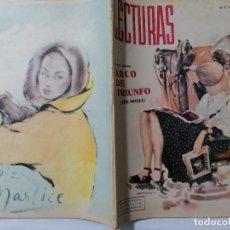 Coleccionismo de Revistas: REVISTA LECTURAS, Nº 295, MAYO DE 1949. Lote 261798885