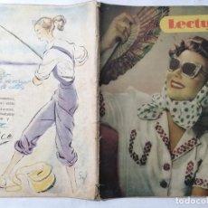 Coleccionismo de Revistas: REVISTA LECTURAS, Nº 275, SEPTIEMBRE DE 1947. Lote 261799160