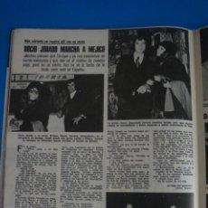 Coleccionismo de Revistas: RECORTE CLIPPING DE ROCIO JURADO REVISTA LECTURAS Nº 1128 PAG. 74 L46. Lote 296800633