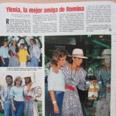 Coleccionismo de Revistas: RECORTE REVISTA LECTURAS N.º 1736 1985 ROMINA POWER.. Lote 270537873