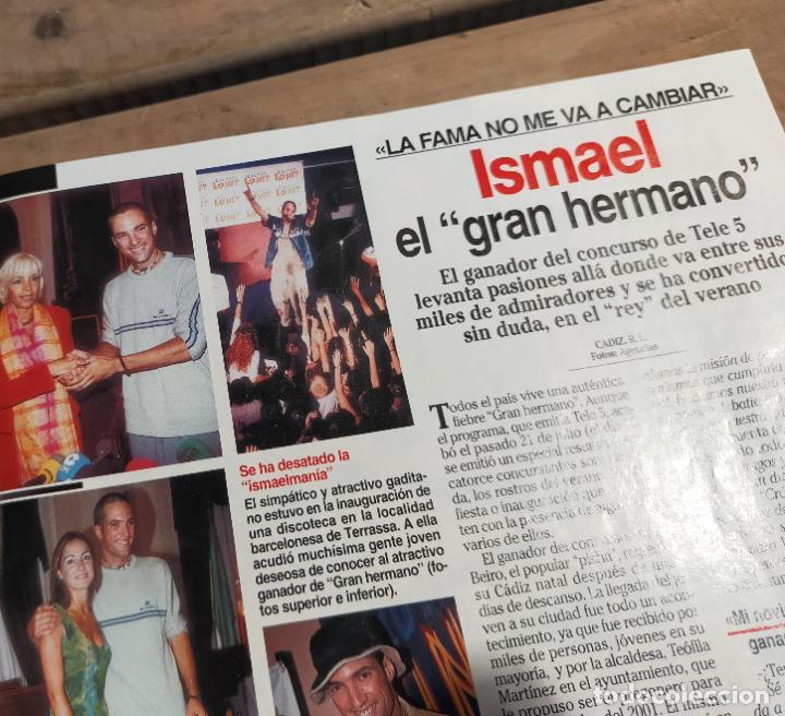 Coleccionismo de Revistas: LECTURAS 2524 2.000 - NORMA DUVAL - ROMINA POWER - ISMAEL GH - ROCIO JURADO Y MAS - Foto 6 - 270984443