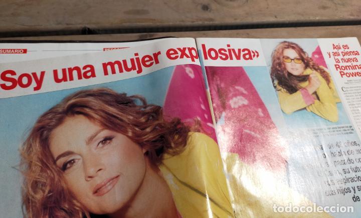 Coleccionismo de Revistas: LECTURAS 2524 2.000 - NORMA DUVAL - ROMINA POWER - ISMAEL GH - ROCIO JURADO Y MAS - Foto 9 - 270984443