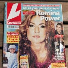 Coleccionismo de Revistas: LECTURAS 2524 2.000 - NORMA DUVAL - ROMINA POWER - ISMAEL GH - ROCIO JURADO Y MAS. Lote 270984443