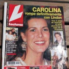 Coleccionismo de Revistas: LECTURAS 2292 - 1.996 - ROCIO JURADO- ROCIITO- ISABEL PANTOJA - KARINA Y MAS. Lote 271706758