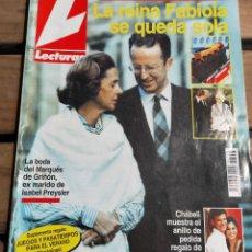 Coleccionismo de Revistas: LECTURAS 2158 - 1.993- CONCHA VELASCO - MERCEDES MILA - Y MAS. Lote 271711938
