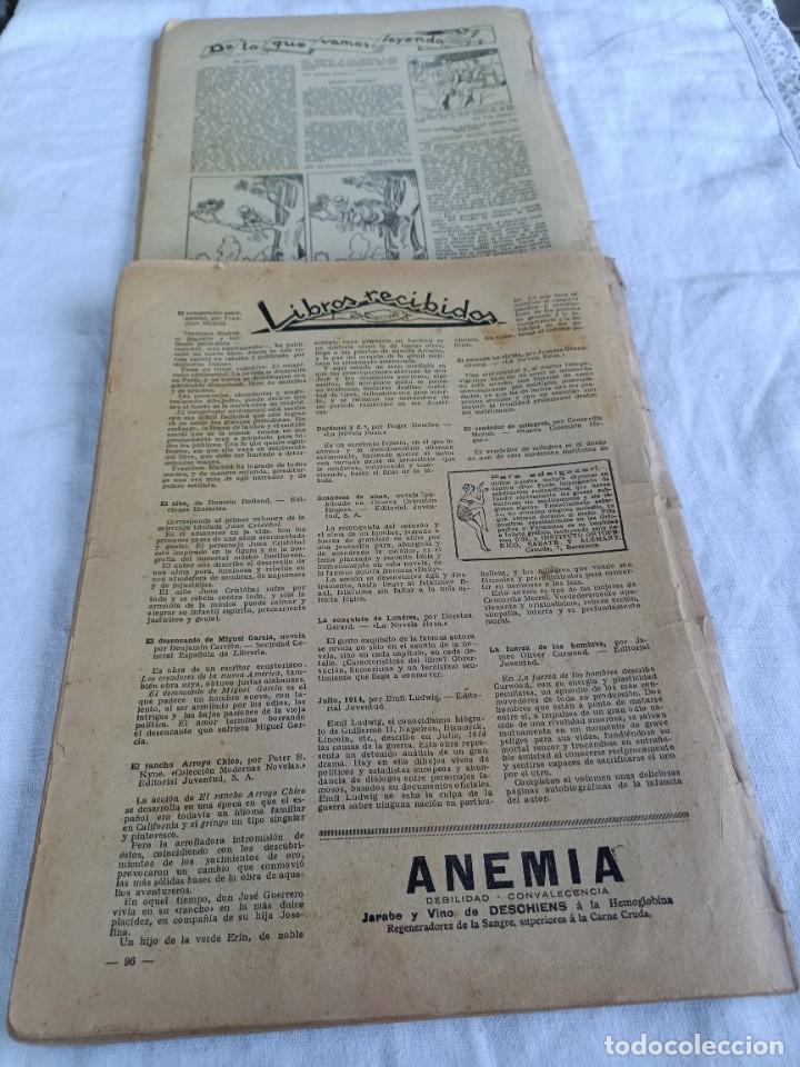 Coleccionismo de Revistas: Revistas lecturas de 1930 - Foto 3 - 276554198