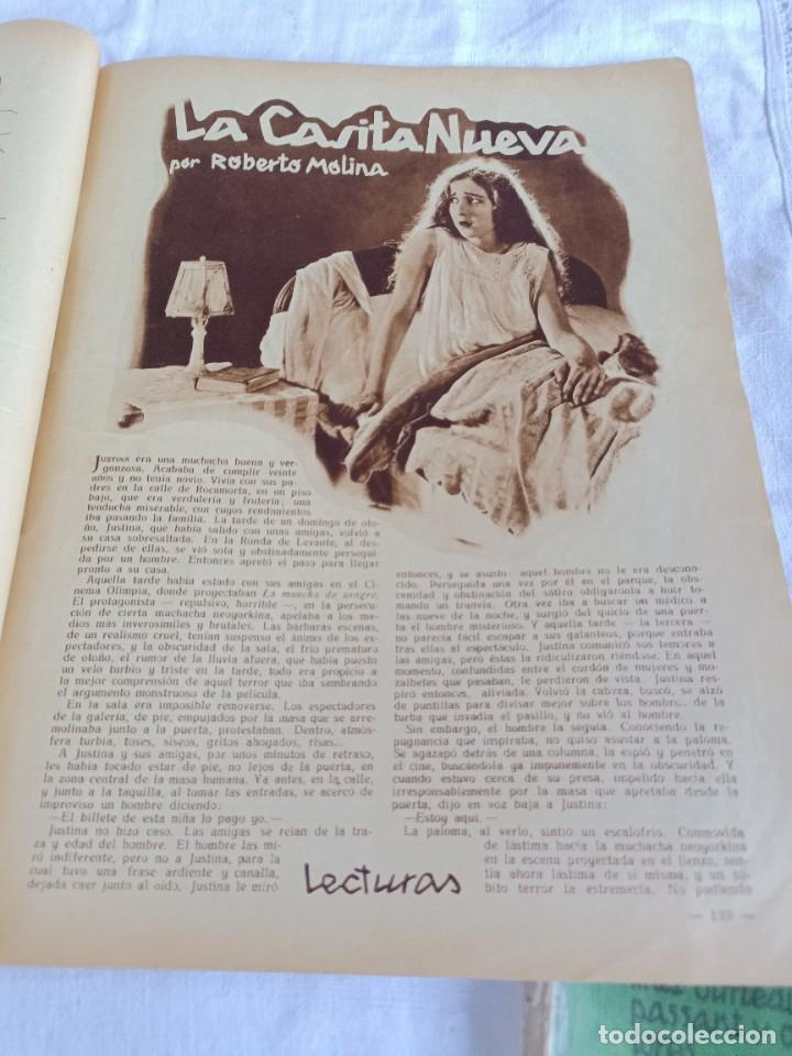 Coleccionismo de Revistas: Revistas lecturas de 1930 - Foto 5 - 276554198
