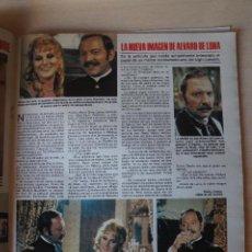 Coleccionismo de Revistas: RECORTE CLIPPING DE ALVARO DE LUNA REVISTA LECTURAS Nº 1464 PAG. 67 L52. Lote 276998793
