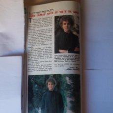 Coleccionismo de Revistas: RECORTE CLIPPING DE JUAN CARLOS NAYA REVISTA LECTURAS Nº 1464 PAG. 26 L52. Lote 276999258