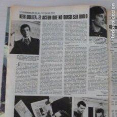 Coleccionismo de Revistas: RECORTE CLIPPING DE KEIR DULLEA ACTOR REVISTA LECTURAS Nº 1459 PAG. 16 L53. Lote 277704358
