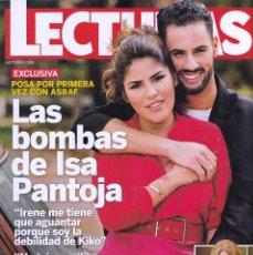Coleccionismo de Revistas: REVISTA LECTURAS NUMERO 3499 LAS BOMBAS DE ISA PANTOJA. Lote 280615383