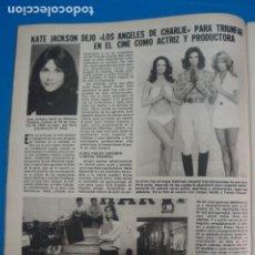 Collectionnisme de Magazines: RECORTE CLIPPING DE LOS ANGELES DE CHARLIE REVISTA LECTURAS Nº 1505 PAG. 22 L57. Lote 284243833