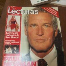 Coleccionismo de Revistas: LECTURAS NÚMERO 1615. Lote 286902608