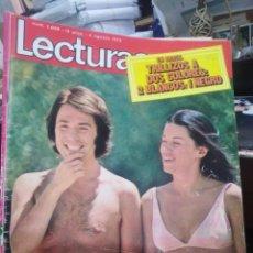 Coleccionismo de Revistas: REVISTA LECTURAS 4 DE AGOSTO 1972 N°159-RAPHAEL Y NATALIA LUNA DE MIEL EN LAS VEGAS/LECTURAS ESTABA. Lote 287440188