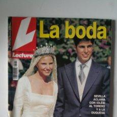 Coleccionismo de Revistas: REVISTA LECTURAS, N. 2431.. Lote 287454188