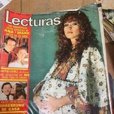 Coleccionismo de Revistas: REVISTA LECTURAS Nº 1125. Lote 287457133