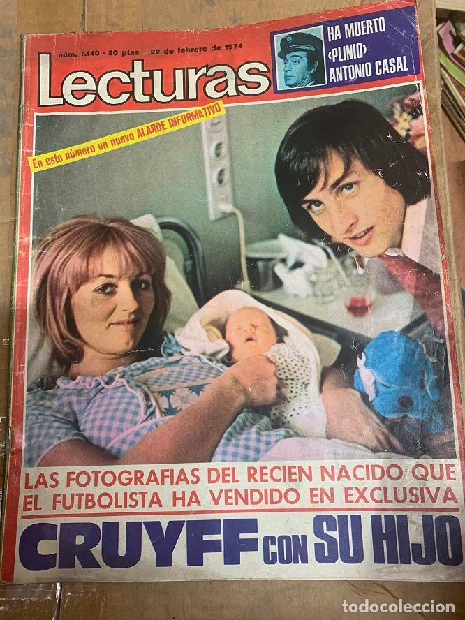 REVISTA LECTURAS Nº 1140 (Coleccionismo - Revistas y Periódicos Modernos (a partir de 1.940) - Revista Lecturas)