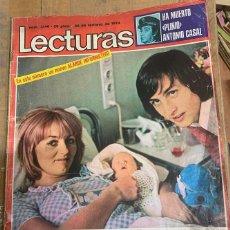 Coleccionismo de Revistas: REVISTA LECTURAS Nº 1140. Lote 287462368