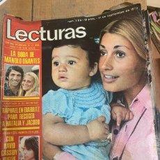 Colecionismo de Revistas: REVISTA LECTURAS Nº 1118. Lote 287959218