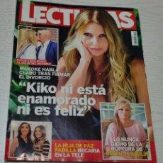 Coleccionismo de Revistas: REVISTA LECTURAS Nº 3491 - 20 DE FEBRERO DE 2019 · MAKOKE / PAZ PADILLA / BELÉN ESTEBAN / ... -. Lote 288051478